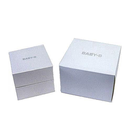 カシオ ベビーG白 デジタル腕時計  BGD-570-7JF レディース 限定品 国内正規品