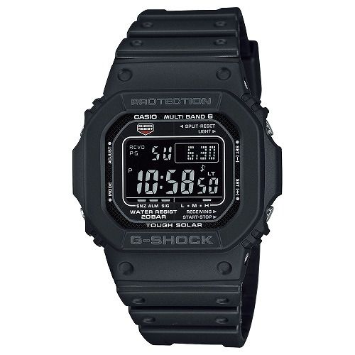 カシオGショック ソーラー電波腕時計  GW-M5610U-1BJF メンズ 国内正規品
