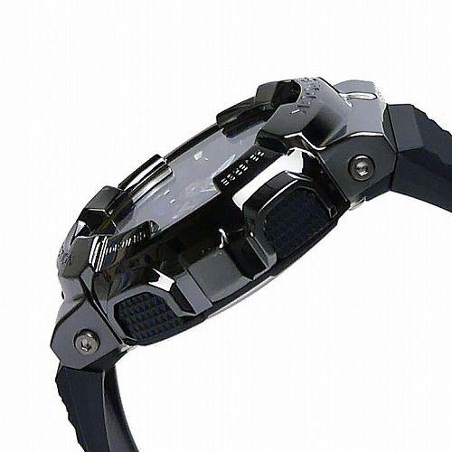 CASIO G-SHOCK アナログ・デジタル腕時計 GM-110B-1AJF メンズ 国内正規品
