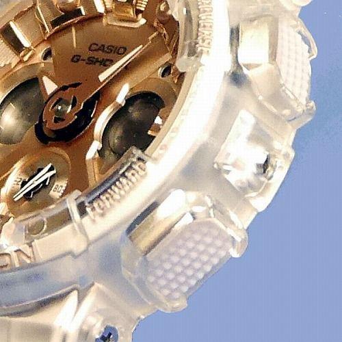 カシオGショック アナログ・デジタル腕時計 GMA-S120SR-7AJF メンズ ミッドサイズ  国内正規品