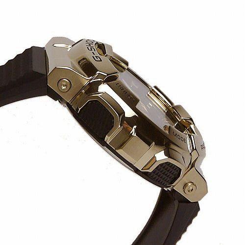 CASIO G-SHOCK アナログ・デジタル腕時計 GM-110G-1A9JF メンズ 国内正規品