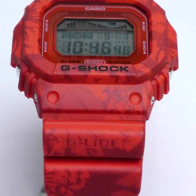 カシオGショックGライド デジタル腕時計  GLX-5600F-4JF メンズ 国内正規品  【動画有】