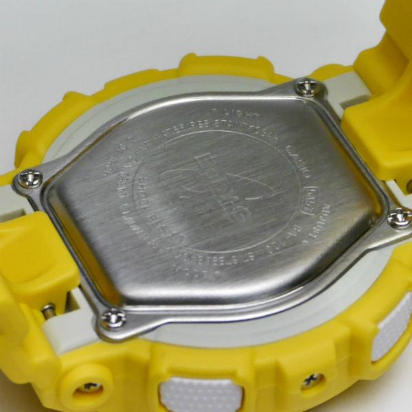 カシオ ベビーG アナ・デジ 腕時計   BA-120-9BJF レディース 国内正規品 【動画有】