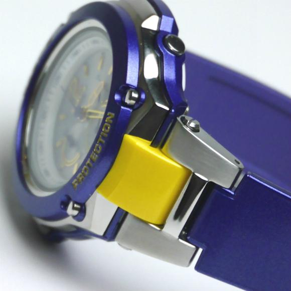 カシオ ベビーGトリッパー ソーラー電波腕時計  Trippe BGA-1400-2B2JF レディース 国内正規品 【動画有】