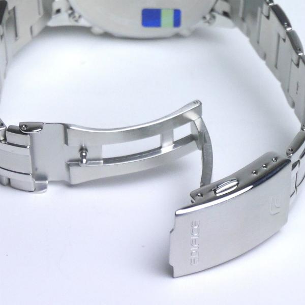 カシオ エディフィス ソーラー電波腕時計  EQW-T630JDB-1AJF メンズ 国内正規品 【動画有】