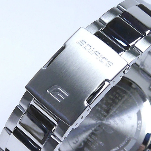 カシオ エディフィス ソーラー腕時計 CASIO EDIFICE EQB-600D-1A2JF モバイルリンク機能搭載 メンズ 国内正規品 【動画有】