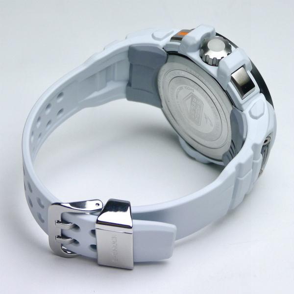 カシオGショック白 ガルフマスター ソーラー電波腕時計  GWN-Q1000-7AJF メンズ 国内正規品