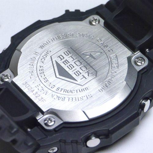 カシオGショック黒 ソーラー電波腕時計  GW-M5610-1BJF メンズ 国内正規品 【動画有】