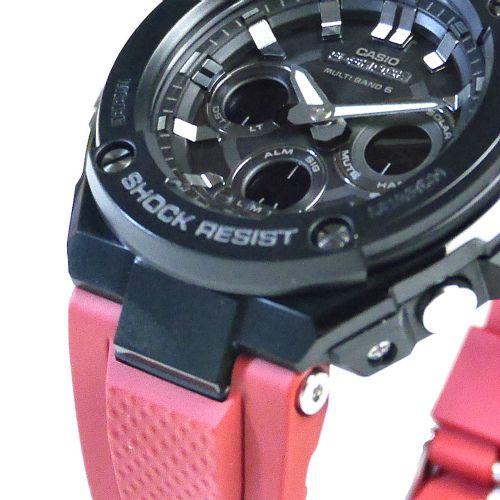 カシオGショックGスチール 電波ソーラー腕時計  GST-W300G-1A4JF メンズ 国内正規品