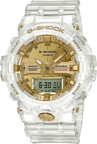 カシオGショック アナログ・デジタル腕時計  GA-835E-7AJR グレイシアルゴールド 35周年記念限定モデル メンズ 国内正規品