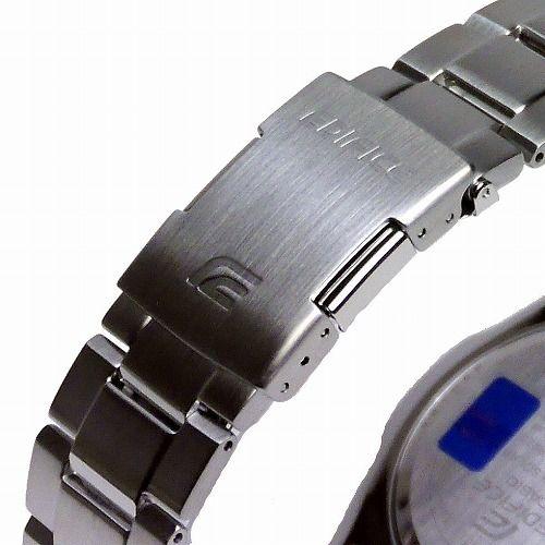 カシオ エディフィス ソーラー腕時計 EQB-1000XYD-1AJF Slime Line スマートフォンリンク メンズ 国内正規品