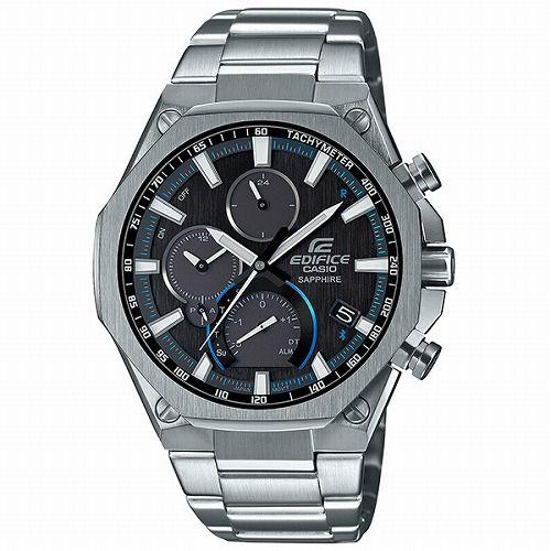 カシオ エディフィス ソーラー腕時計 EQB-1100YD-1AJF スマートフォンリンク メンズ 国内正規品