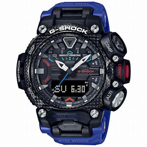 カシオGショック グラビティマスター  GR-B200-1A2JF スマートフォンリンク機能搭載 腕時計  メンズ 国内正規品