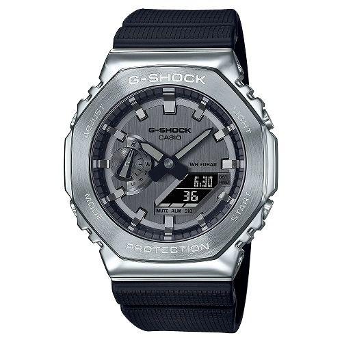 CASIO G-SHOCK アナログ・デジタル腕時計 GM-2100-1AJF メンズ 国内正規品