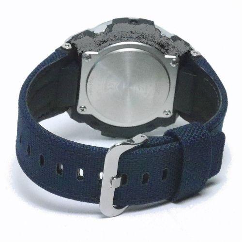 カシオGショックGスチール ミドルサイズ電波ソーラー腕時計  GST-W330AC-2AJF メンズ 国内正規品