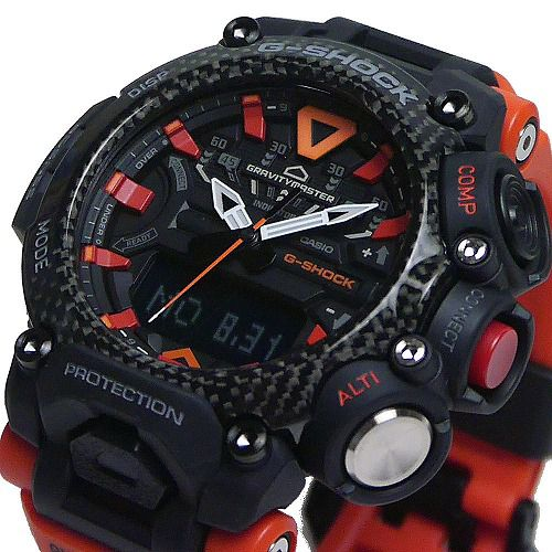 カシオGショック グラビティマスター  GR-B200-1A9JF スマートフォンリンク機能搭載 腕時計  メンズ 国内正規品