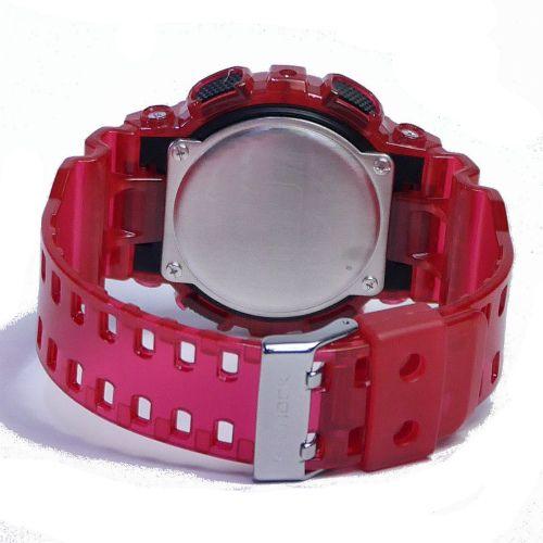 カシオGショック アナログ・デジタル腕時計  GA-110CR-4AJF アクアプラネット コラボモデル メンズ 国内正規品