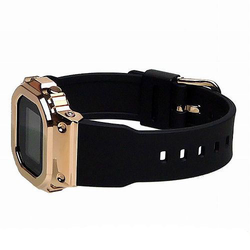カシオGショック デジタル腕時計 GM-S5600PG-1JF ユニセックス ローズゴールド  国内正規品