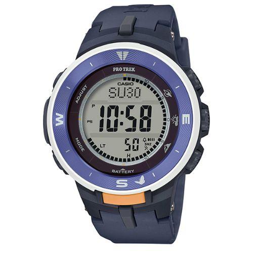 カシオ プロトレック ソーラーデジタル腕時計  PRG-330SD-2JR メンズ 日本自然保護協会コラボレーションモデル 国内正規品