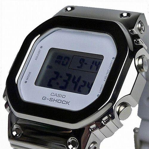 カシオGショック デジタル腕時計 GM-S5600G-7JF  ユニセックス ホワイトバンド  国内正規品