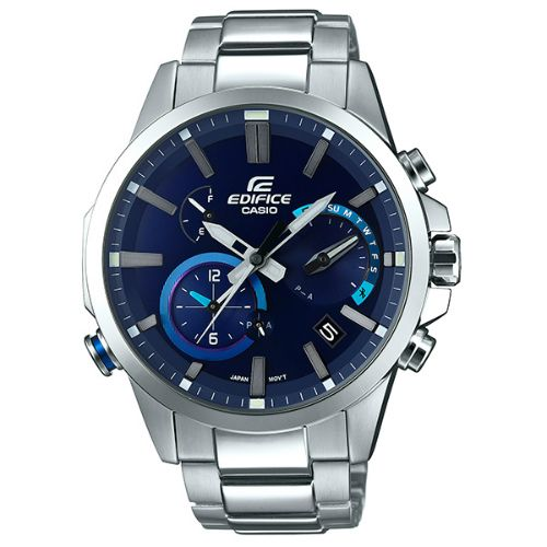 カシオ エディフィス ソーラー腕時計   EQB-700D-2AJF モバイルリンク機能搭載 メンズ 国内正規品