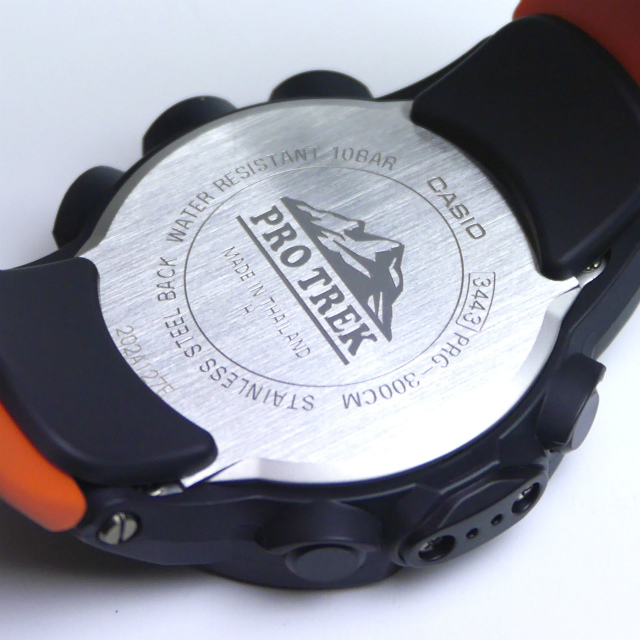 カシオ プロトレック ソーラーデジタル腕時計   PRG-300CM-4JF メンズ 国内正規品 【動画有】