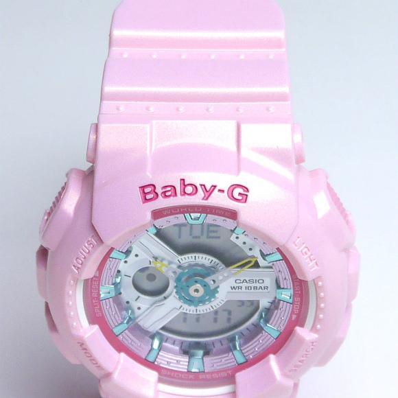 カシオ ベビーG アナ・デジ 腕時計   BA-110CA-4AJF  レディース 国内正規品