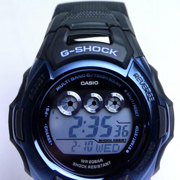 カシオGショック ソーラー電波腕時計  GW-M500F-2JR メンズ ファイヤー・パッケージ2016年モデル 国内正規品