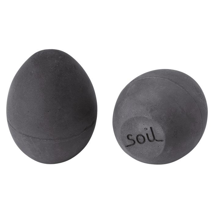 【soil】珪藻土 ドライングエッグ