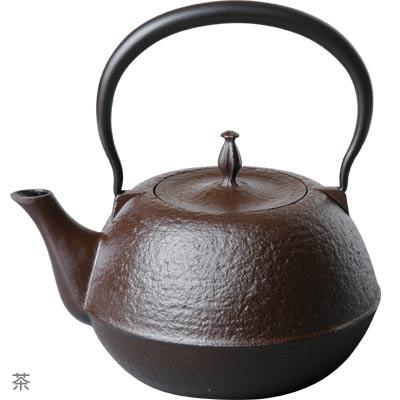 【南部鉄器】鉄瓶 (1.2L)