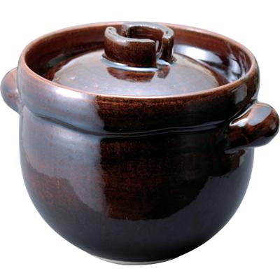 【信楽焼】炊飯土鍋