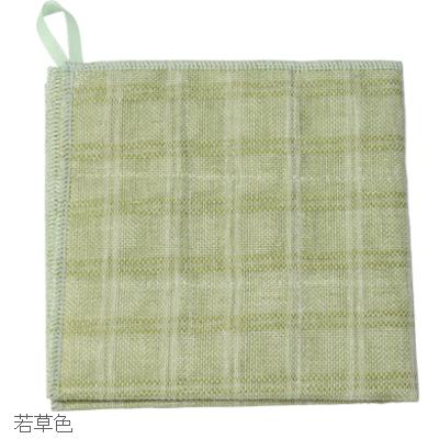 伝統的な蚊帳生地ふきん (ぱすてる)