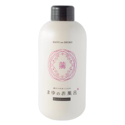 【まゆのお風呂シリーズ】まゆのお風呂 480mlボトル