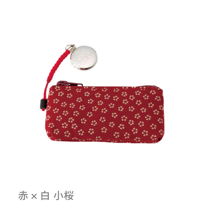 【甲州印伝 】No.4304 印鑑入