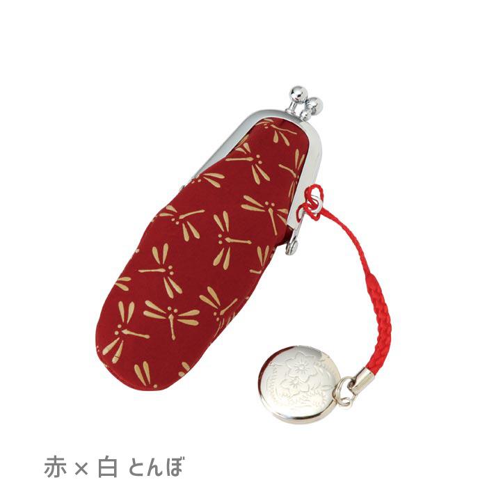 【甲州印伝 】No.4301 印鑑入(口金タイプ:縦型)