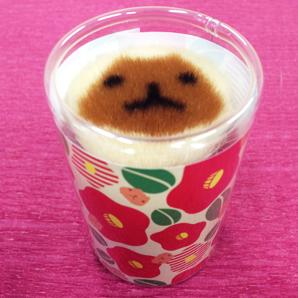 カピバラさん 熊野化粧筆