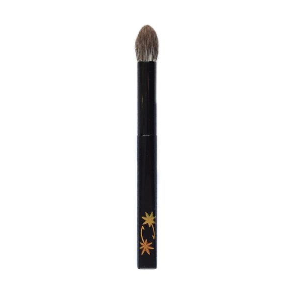 シルバーフォックス〈銀狐〉熊野筆5本セット(ポーチ付き)