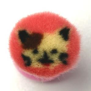 【ANM001P】アニマルブラシ(猫)
