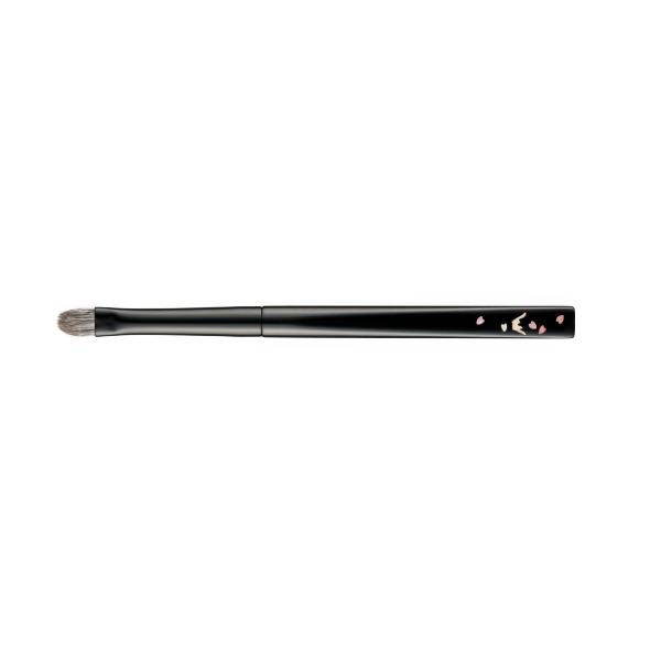 白カナダリス 熊野筆6本セット 螺鈿富士桜
