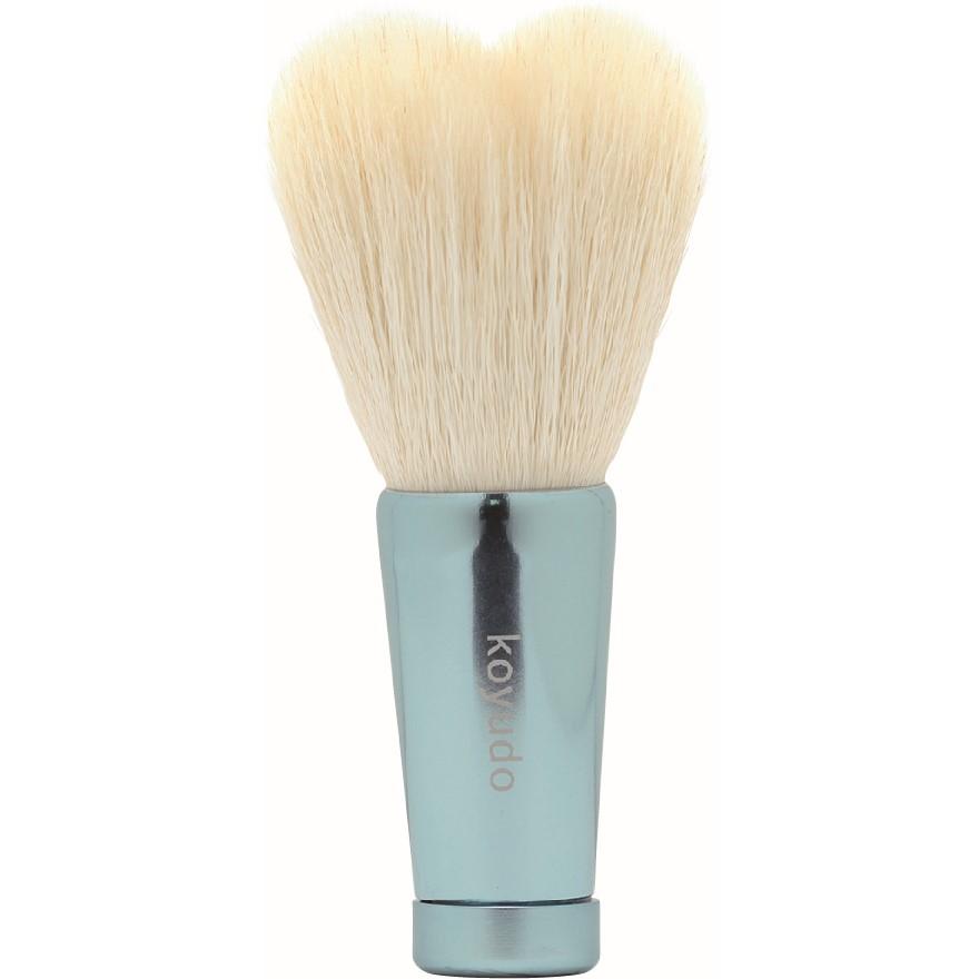 【WH-06】熊野筆ハート型洗顔ブラシ