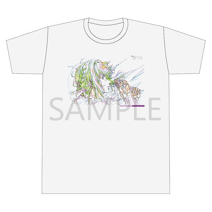 ヴァイオレット・エヴァーガーデン Tシャツ【在庫品】