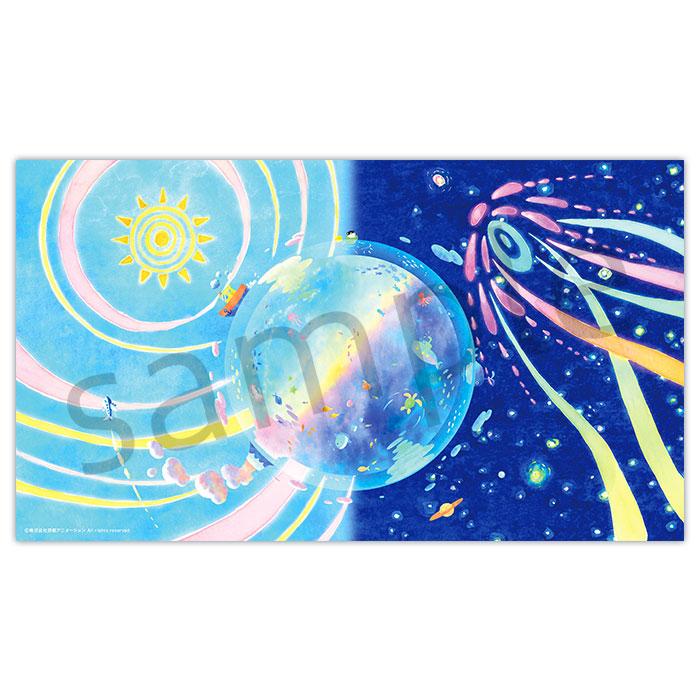 バジャのスタジオ〜バジャのみた海〜 キャンバスアート【海の星】【在庫品】