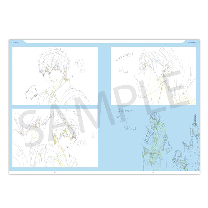 Free!DF KEYFRAMES COLLECTION Vol.1【在庫品】