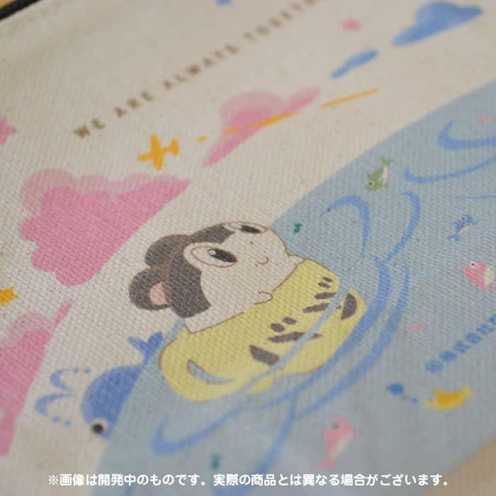 バジャのスタジオ〜バジャのみた海〜 ポーチセット【在庫品】