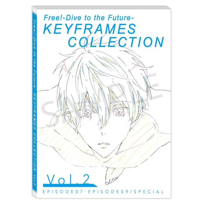 Free!DF KEYFRAMES COLLECTION Vol.2【在庫品】