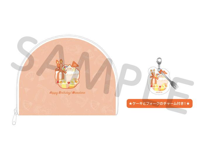 Free!シリーズ BIRTHDAY★DECORATION ポーチ【百太郎】【在庫品】