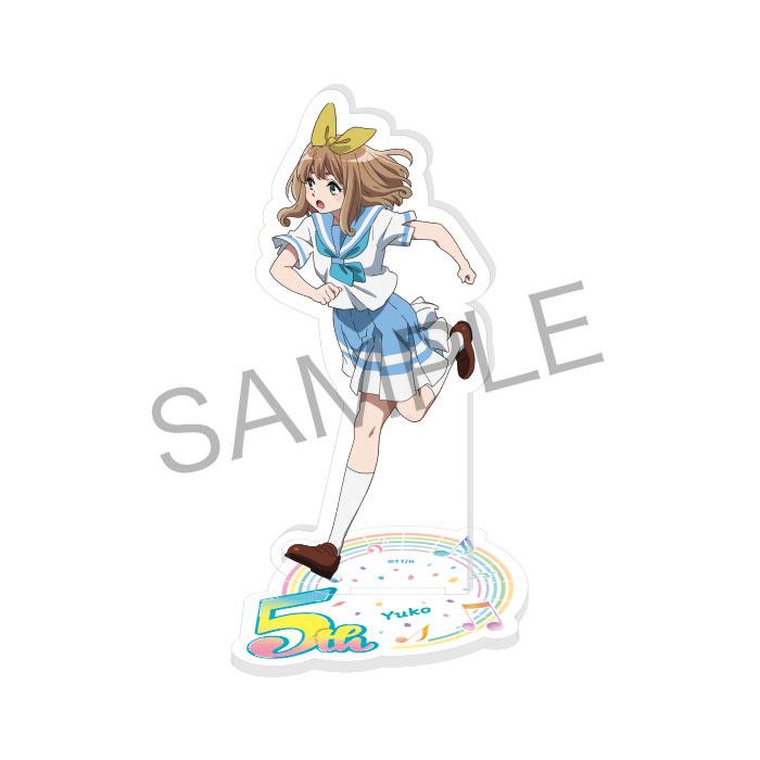 『響け!ユーフォニアム』シリーズ5周年記念 ミニアクリルスタンド【優子】【在庫品】
