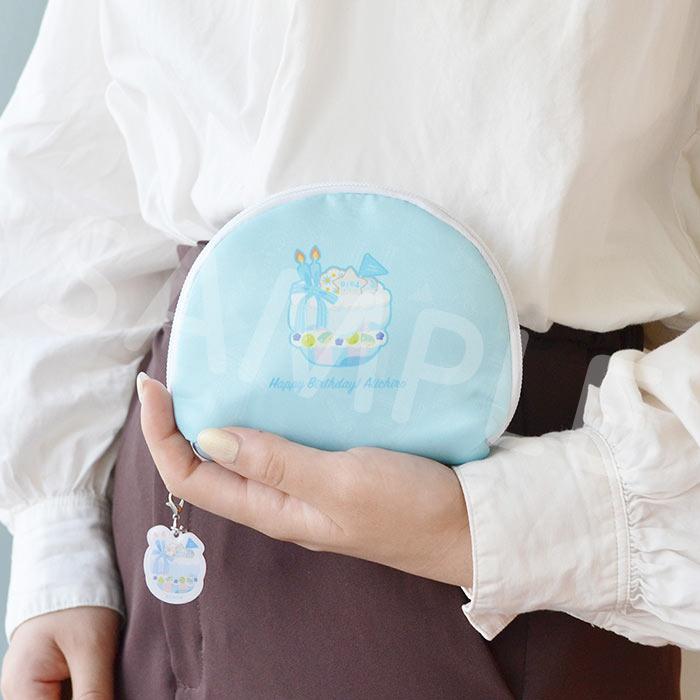 Free!シリーズ BIRTHDAY★DECORATION ポーチ【愛一郎】【在庫品】