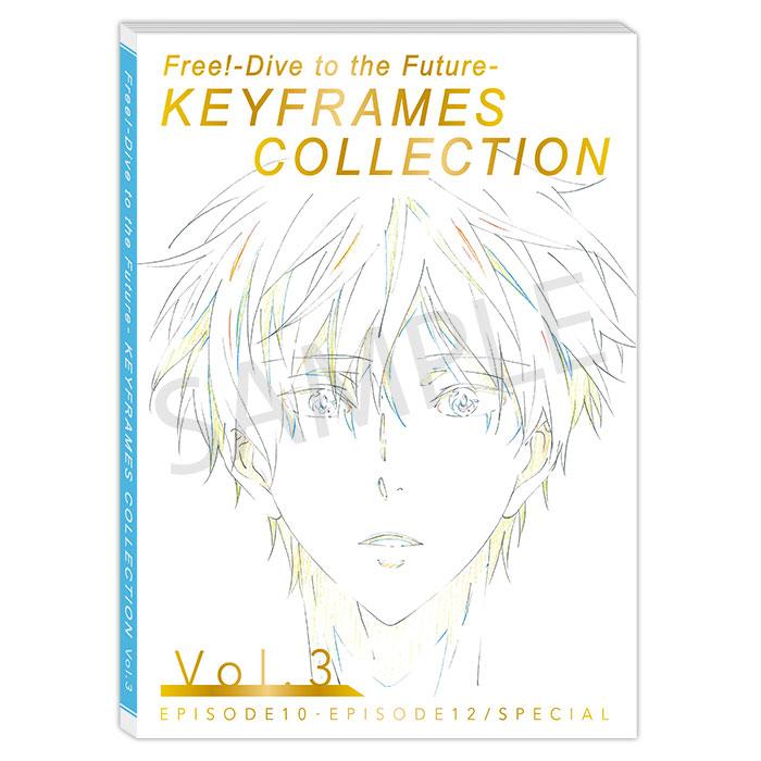 Free!DF KEYFRAMES COLLECTION Vol.3【在庫品】