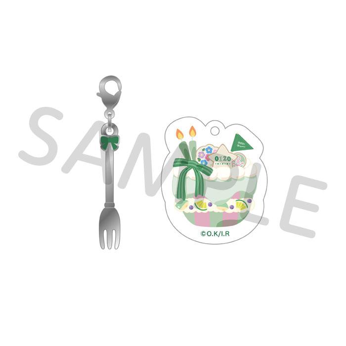 Free!シリーズ BIRTHDAY★DECORATION ポーチ【日和】【在庫品】